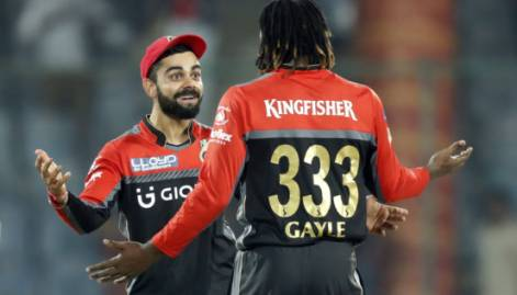Pics: Bangalore overcome Delhi by 10 runs in IPL
