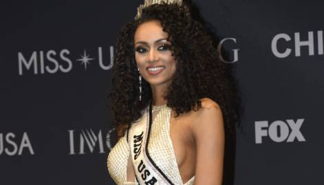 Government scientist wins Miss USA title