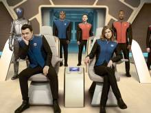 MacFarlane to produce space series 'The Orville'