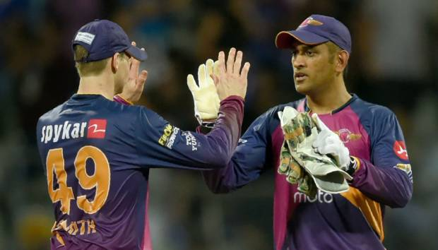 Pics: Pune beat Mumbai to enter IPL final