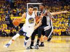 Curry shines as Warriors build series lead