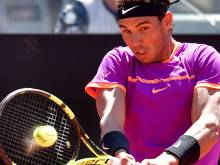 Nadal through to last 16 after Almagro injury