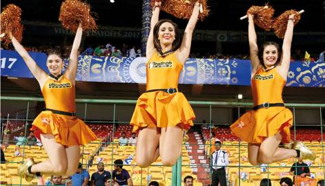 Pictures: Kolkata end Hyderabad' run in IPL