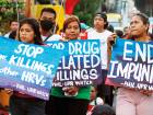 Philippines rejects 'interfering' aid