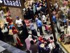 Malls in Dubai have wind in their sales again