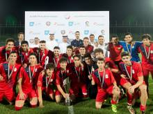 Academy League winners set for Spain