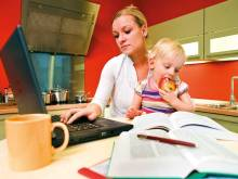 Gender pay gap largely due to motherhood