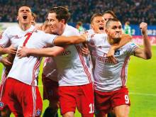 Hamburg's 'final' fling against relegation