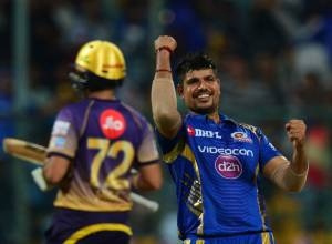 Pictures: Mumbai beat Kolkata to reach IPL final