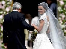 Pippa Middleton: from bridesmaid to bride