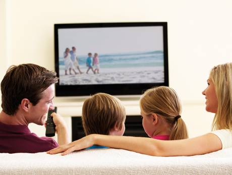 As viewers drift online, advertisers hold fast to broadcast TV