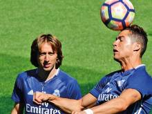 Madrid on verge of ending a five-year drought