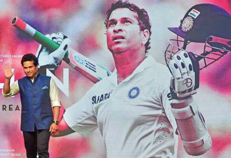 Tendulkar revels in 'second innings' of his life