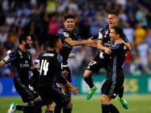 Real Madrid crowned La Liga champions