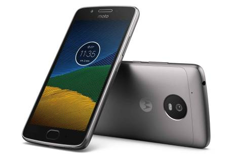 Review: The Moto G5