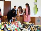 Girl guides raise funds for needy