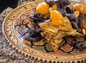 Ramadan Recipe: Lamb Tagine