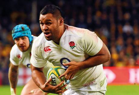 Vunipola pulls out of Lions tour of New Zealand