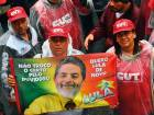 Protests in Sao Paulo. Temer appeared to win a reprieve Sunday when a key coalition partner cancelled a meeting on whether to withdraw support for him.