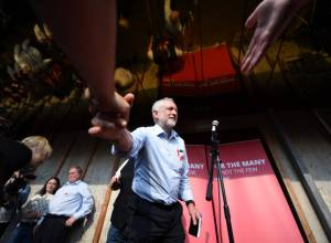 Corbyn is Labour's best hope for survival