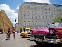 Cuba's first luxury hotel opens in Havana