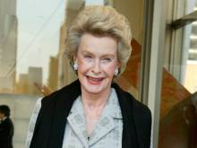 Rebellious heiress Dina Merrill dies