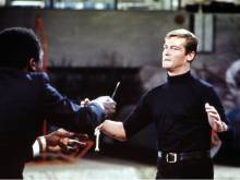 Remembering Roger Moore's James Bond canon