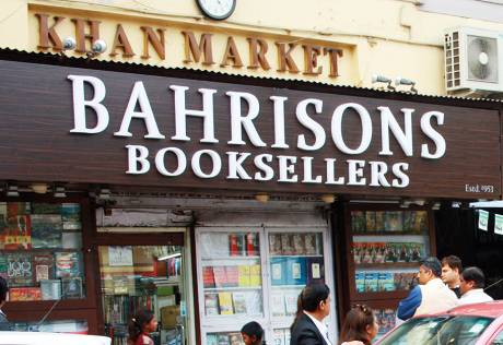 A bookstore in Delhi has its own history