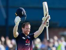 Morgan hits ton as England beat South Africa