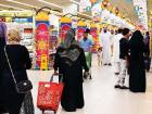Residents take advantage of Ramadan discounts at LuLu Hypermarket at Mushrif Mall in Abu Dhabi.