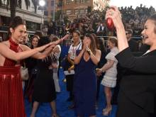 'Wonder Woman' US premiere sees tight security