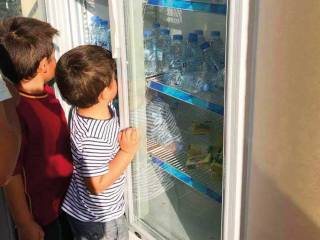 Ramadan community fridges are back