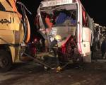 Multi-bus crash kills 6 in Saudi Arabia