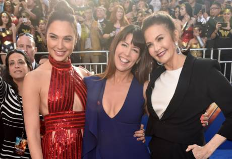 Meet 'Wonder Woman' director Patty Jenkins