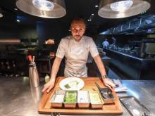 Table Talk: Jason Atherton and his golden touch