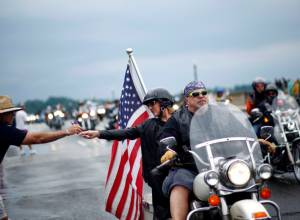 Rolling Thunder roars through Washington, DC