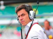 Wolff accepts Mercedes as underdogs this year