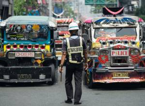 King of the road: Philippine jeepney
