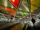 The Moscow metro: A mix of old and new