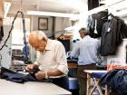The making of a bespoke suit in India