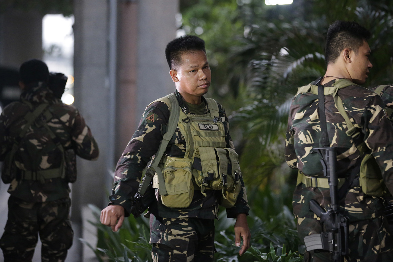 IS says it carried out Manila casino attack