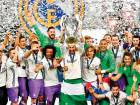 Real belief brought Madrid history