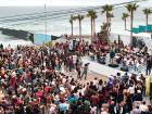 Musicians play tunes of love at US-Mexico border
