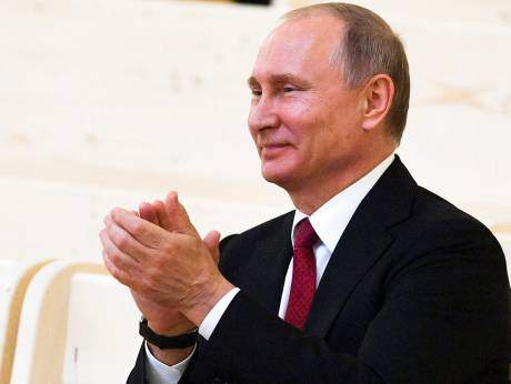 Putin denies knowledge of Russia-US back channel ...