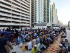 Man offers free Iftar meals for 22 years