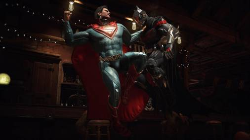 'Injustice 2' game review — a super fight club