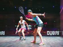 Squash stars: 'Dubai effect' could persuade IOC