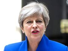May's Brexit law passes hurdle