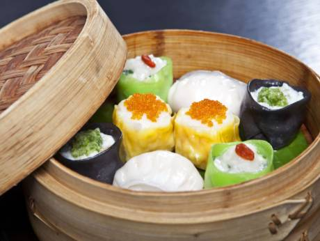 Iftar of the day hakkasan emirates tower for Cuisine yousra