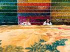 Bringing ancient tapestries back to life